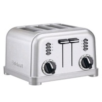Cuisinart® Classic 4-Slice Toaster - Silver