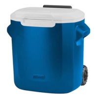 Coleman® 16-Qt. Personal Wheeled Cooler - Blue